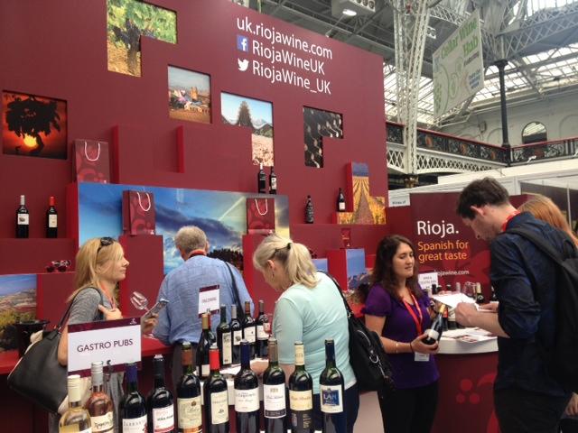 """La D.O Ca. Rioja ha recibido el premio a la """"mejor campaña de marketing en el Reino Unido"""""""