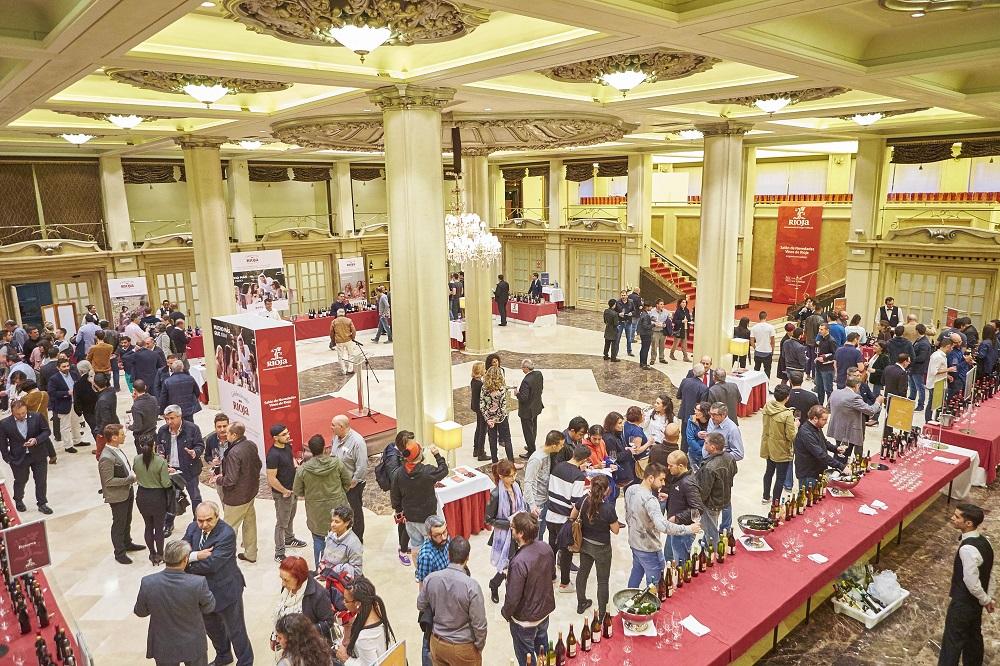 El Hotel Finisterre de La Coruña acogió el Salón de Novedades de Rioja