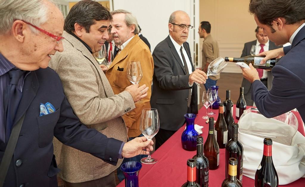 El Consejo Regulador organizó en el restaurante Allard de Madrid un encuentro exclusivamente dirigido a medio centenar de periodistas especializados