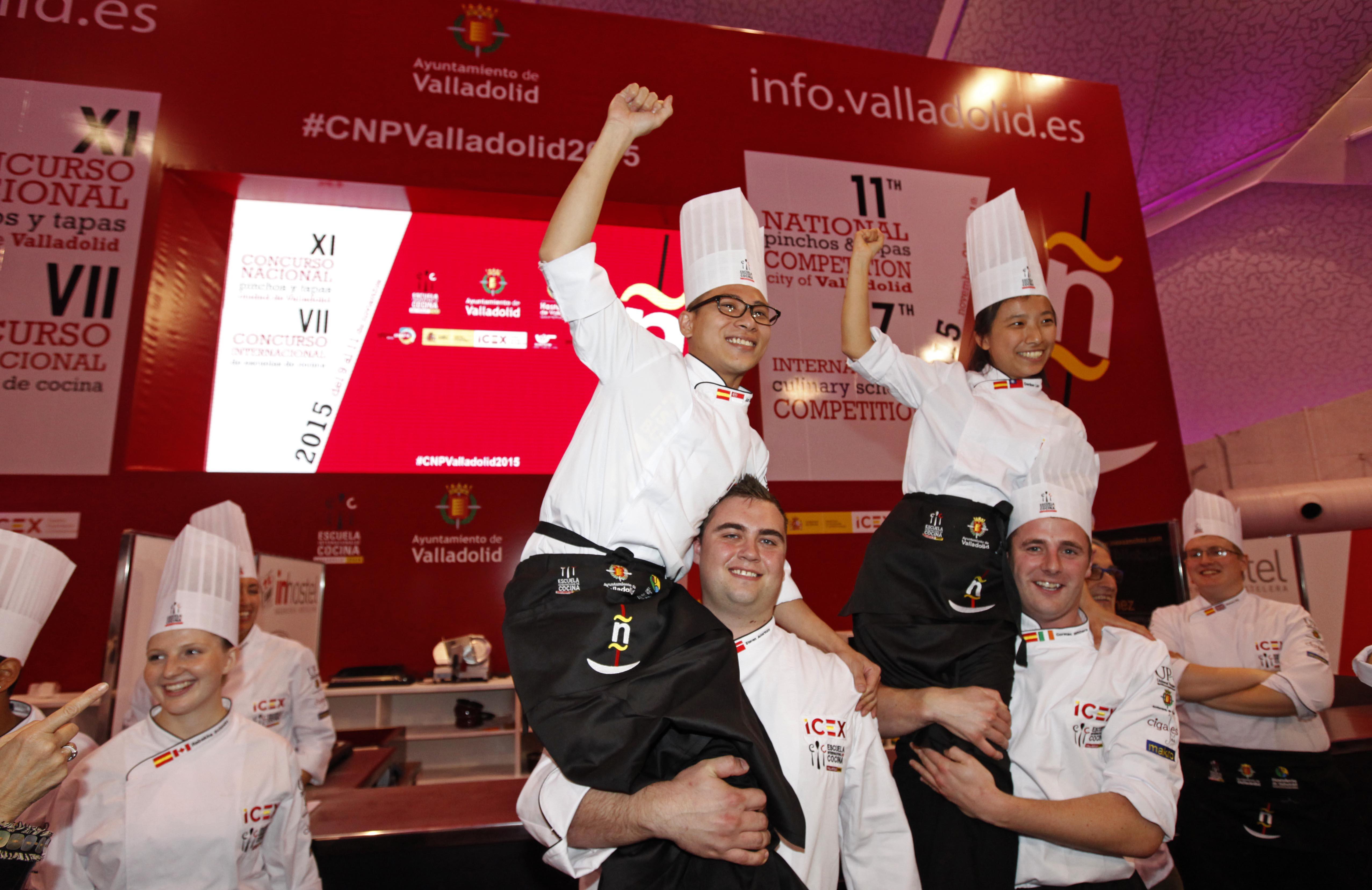 Concursos Cocina | Vii Concurso Internacional De Escuelas De Cocina