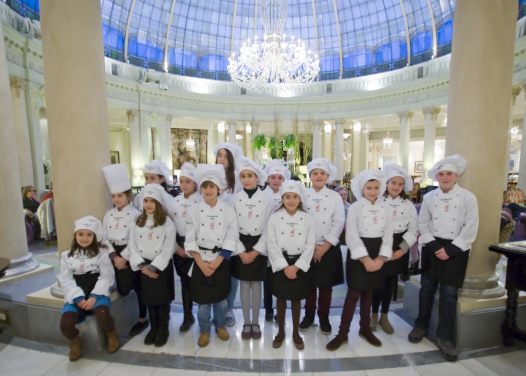 The Westin Palace, Madrid celebra su II Edición de Westin Junior Chef
