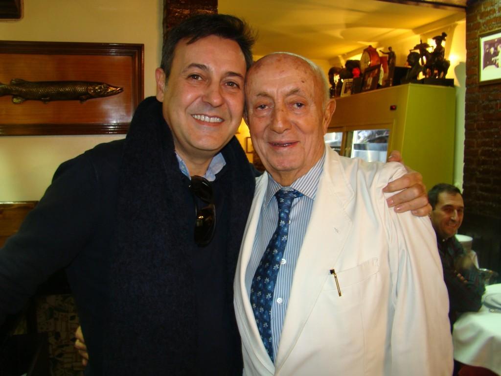 Lucio y José Ribagorda