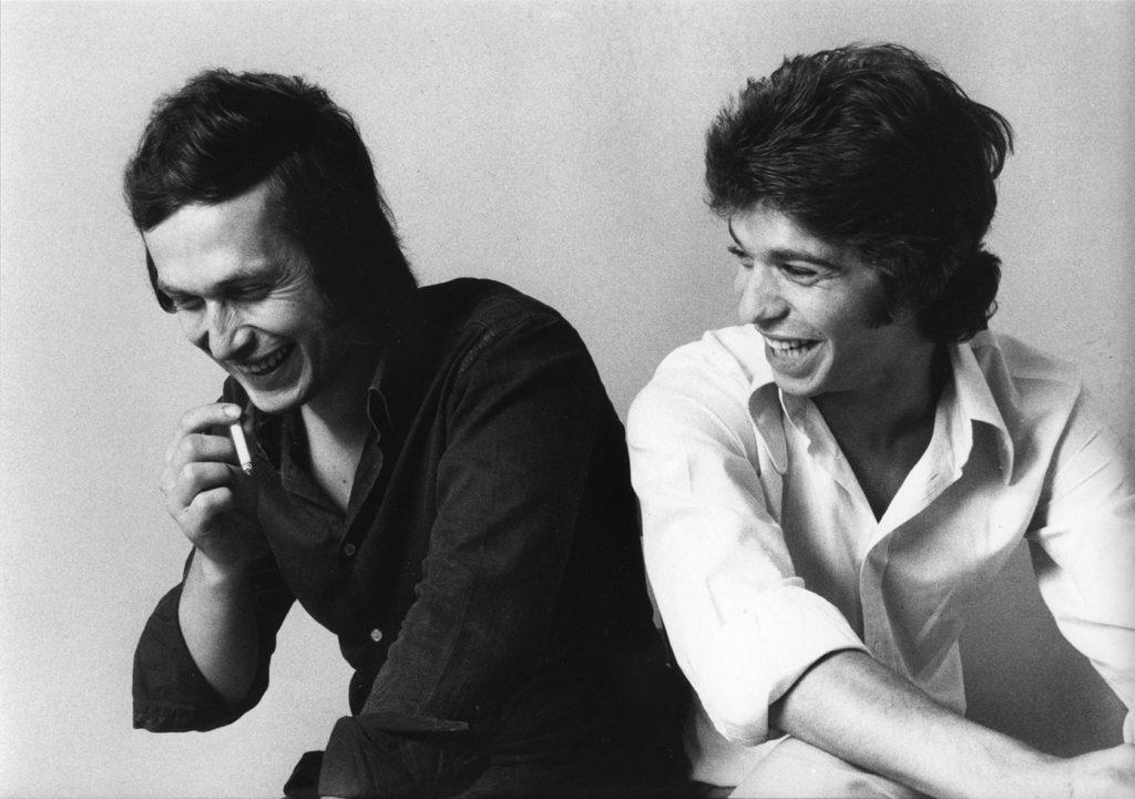 Paco de Lucia y Camaron 1973 ©Pepe Lamarca