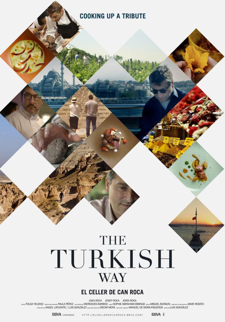 Cartel promocional de The Turkish Way