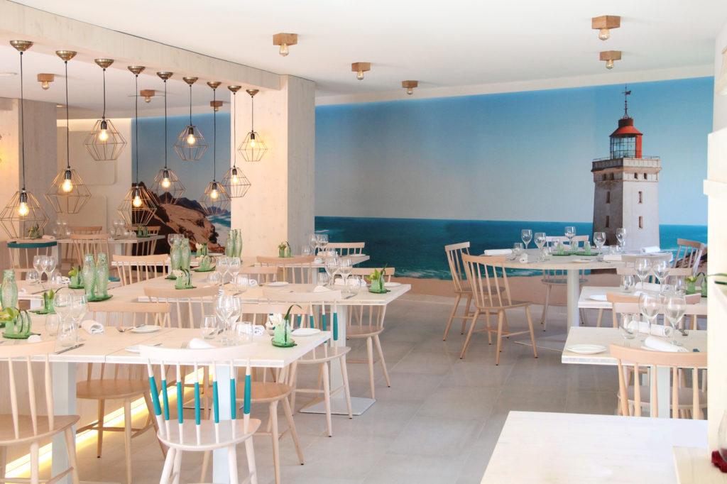 Restaurante Marea ubicado en el hotel IBEROSTAR Playa de Palma.