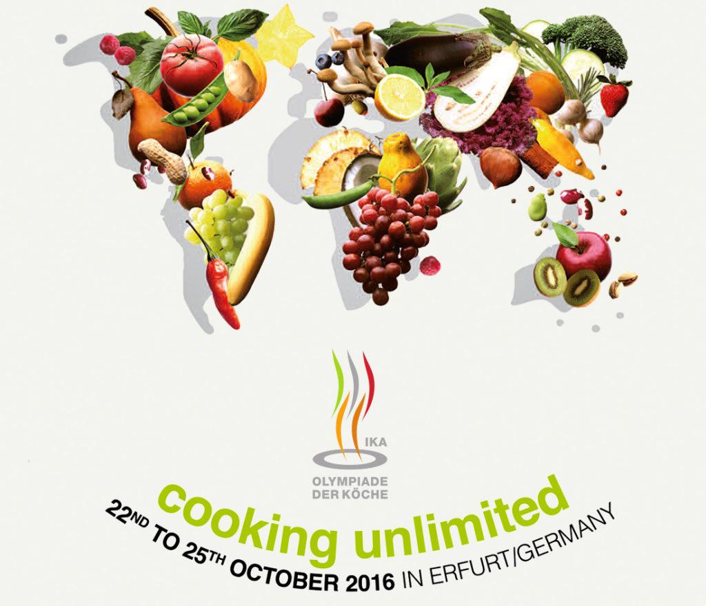 España en las Olimpiadas de la cocina