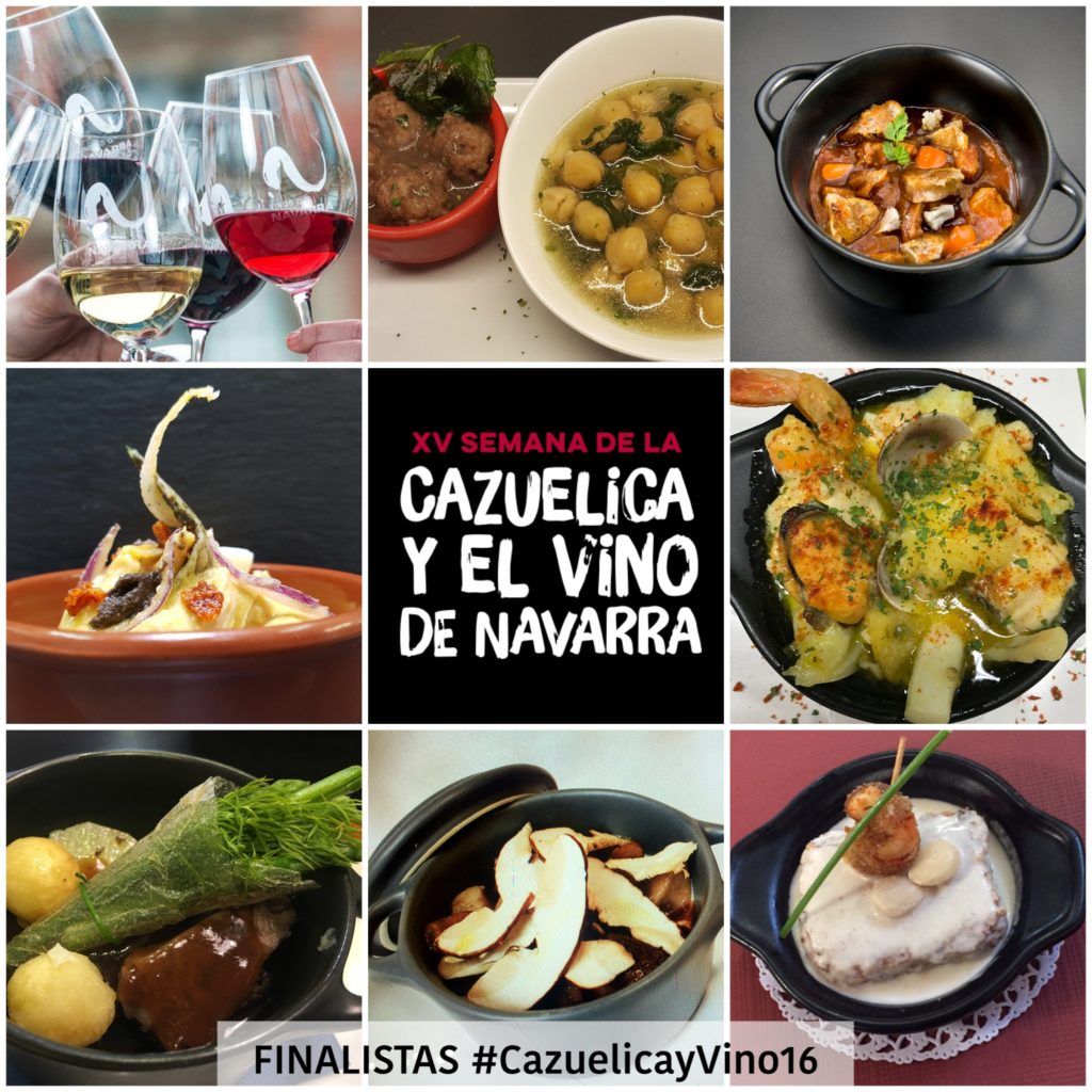 Finalistas Cazuelica