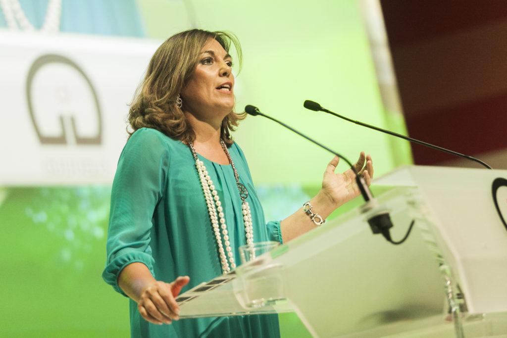 Milagros Marcos, Consejera de Agricultura Junta Castilla León
