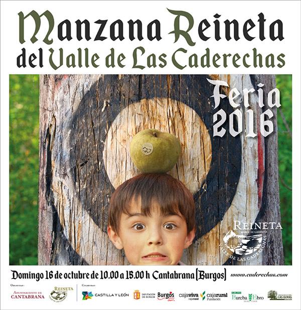 VI Feria de la Manzana Reineta del Valle de Las Caderechas