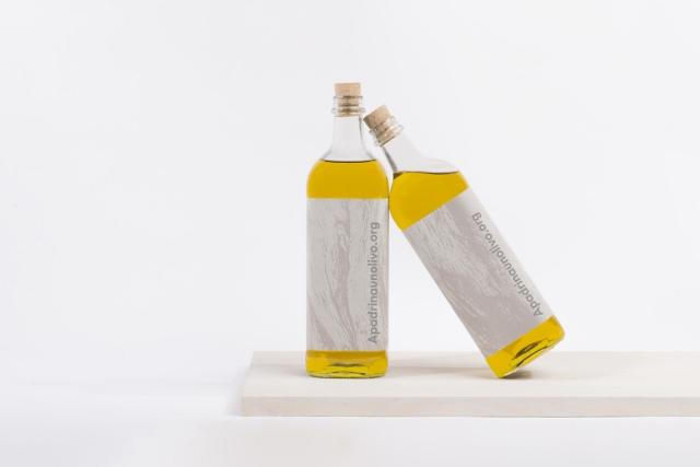 Aceite Apadrina un olivo