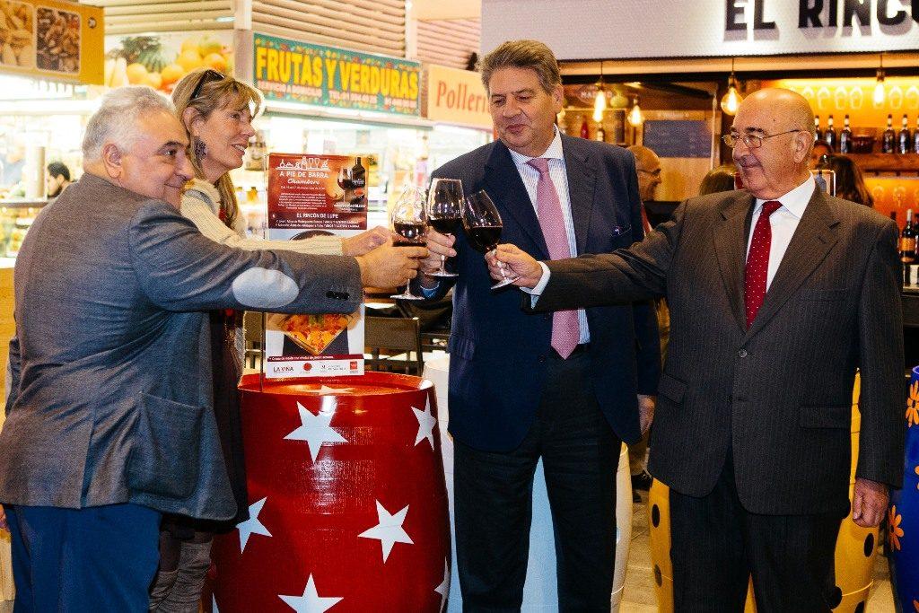 """""""A pie de Barra"""": el certamen de pinchos premium maridados con vinos de Madrid"""