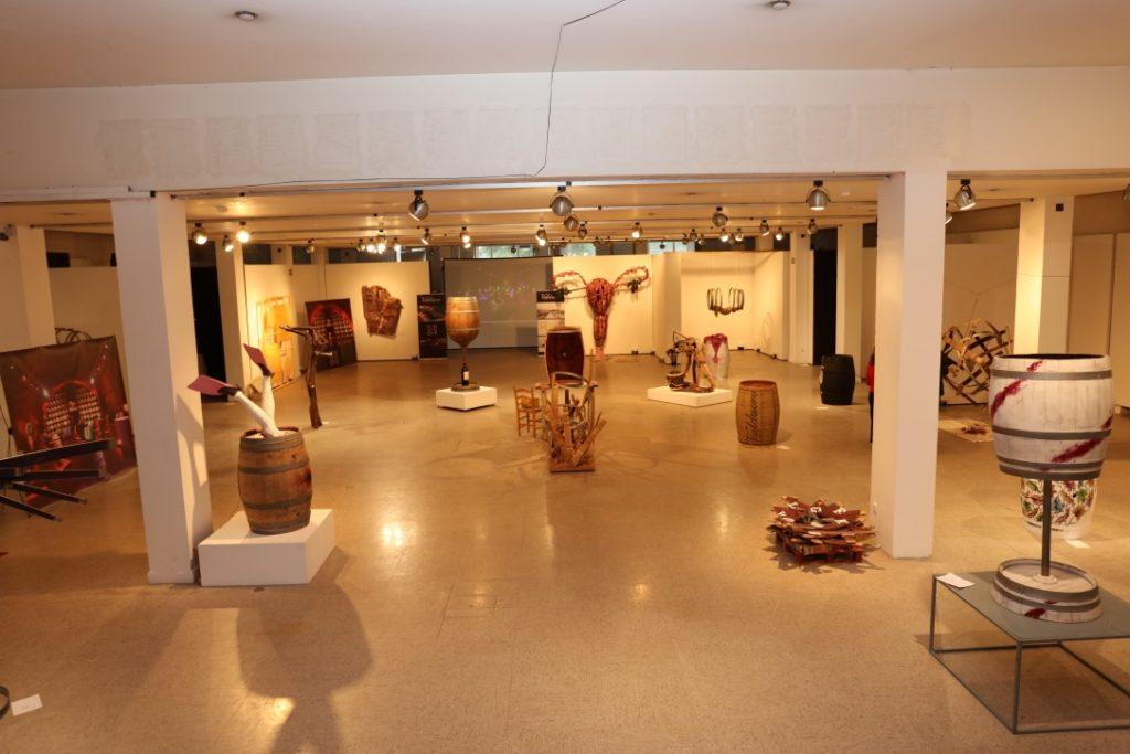 """Exposición """"Valduero con las Bellas Artes"""""""