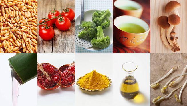 Diez alimentos con poder anticancerígeno