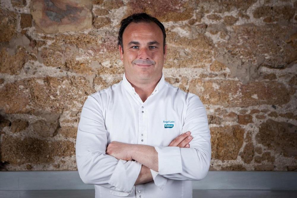El chef del mar, Ángel León