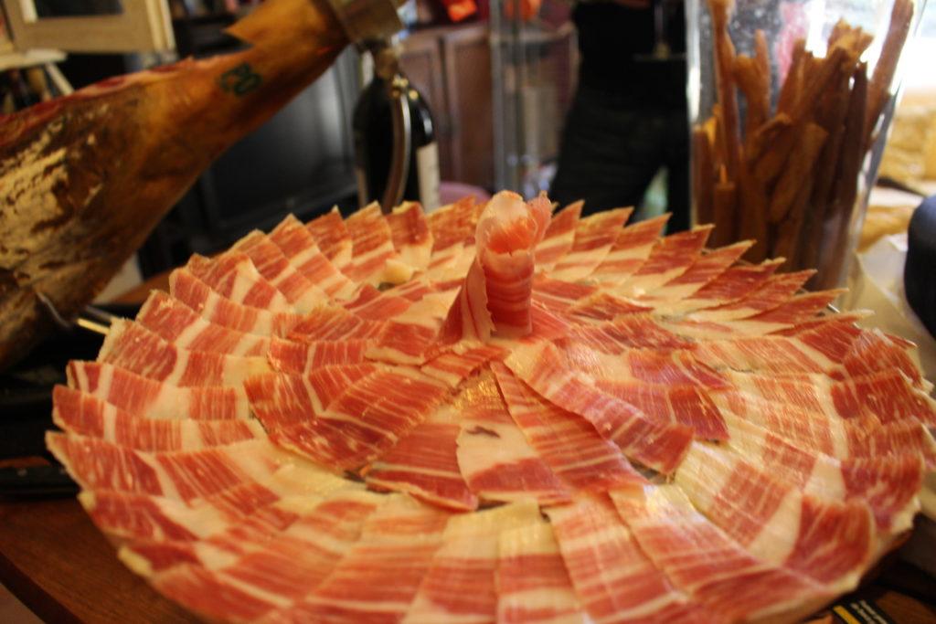 ¿Por qué el corte de jamón es un arte?