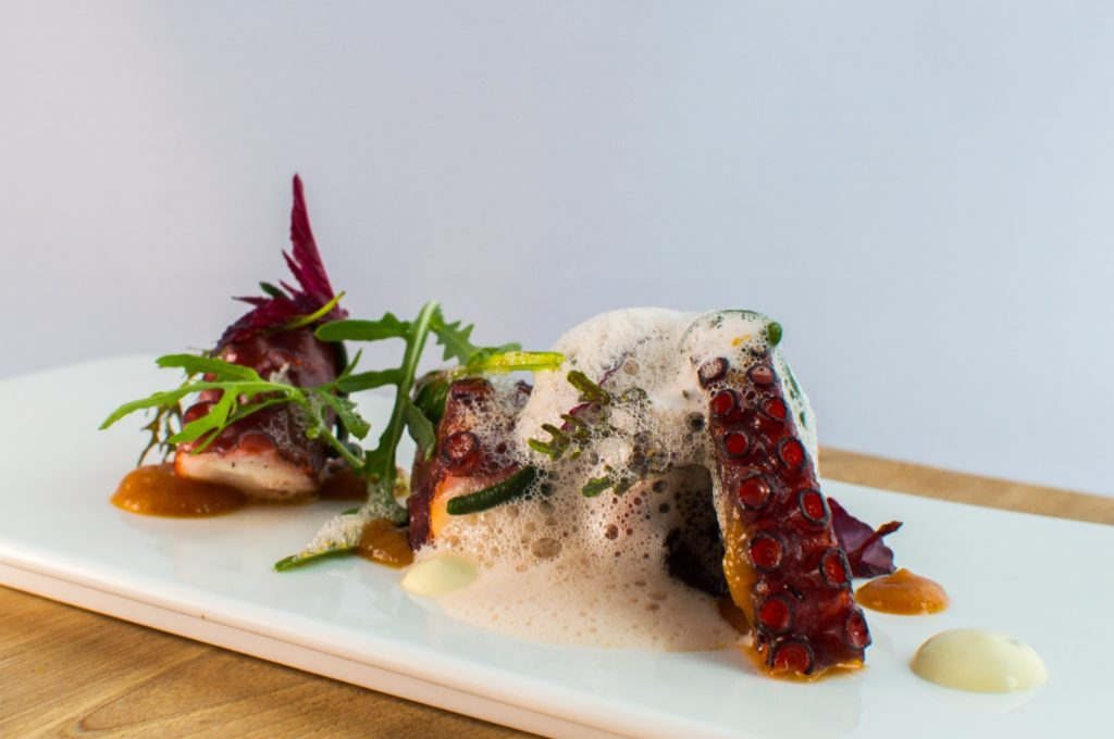 Galician Gourmet Extravaganza: De tierra y mar al cielo