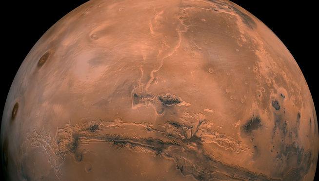 Las patatas pueden crecer en Marte