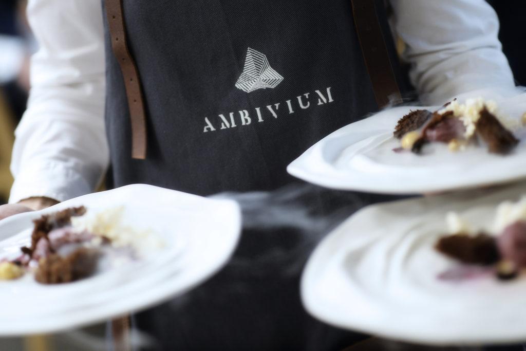 Ambivium, el nuevo restaurante de Pago de Carraovejas marca la diferencia en la Ribera del Duero