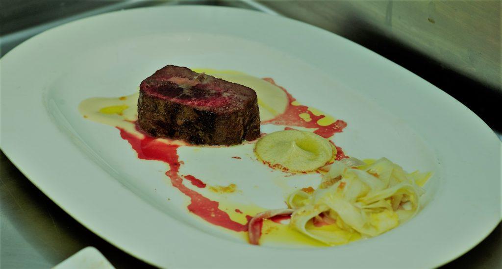 El plato ganador, Roastbeef
