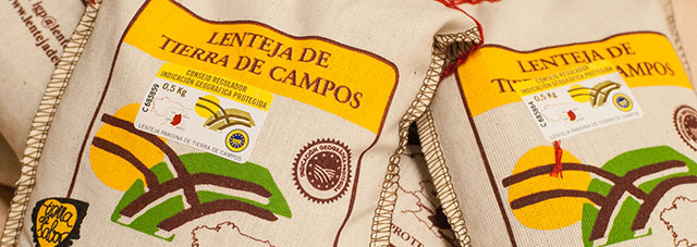 126 restaurantes de toda España participarán el viernes 10 de marzo en el Día de la Lenteja de Tierra de Campos