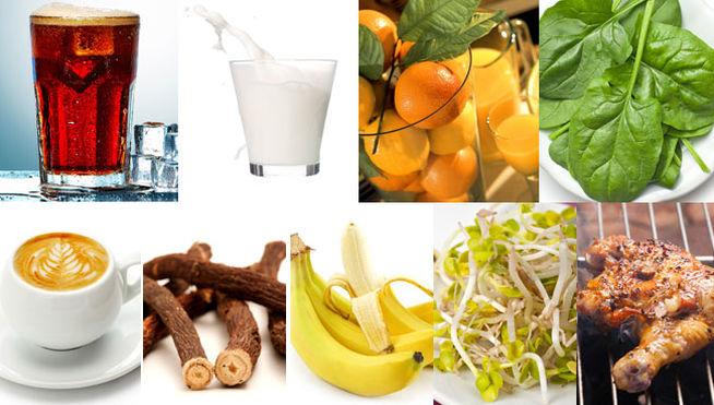 9 alimentos que no debes mezclar con medicamentos