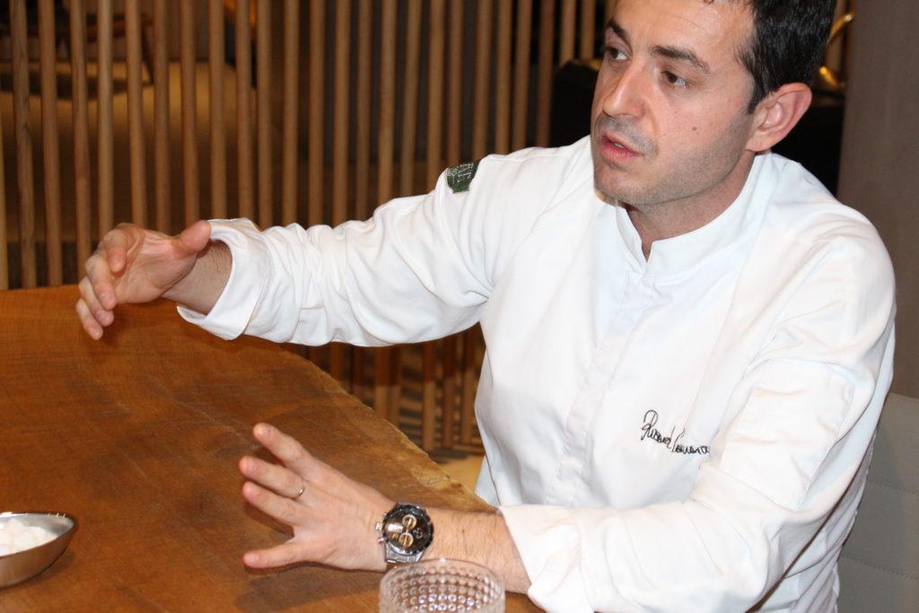 Ricard Camarena abre 'Canalla Bistro Madrid'