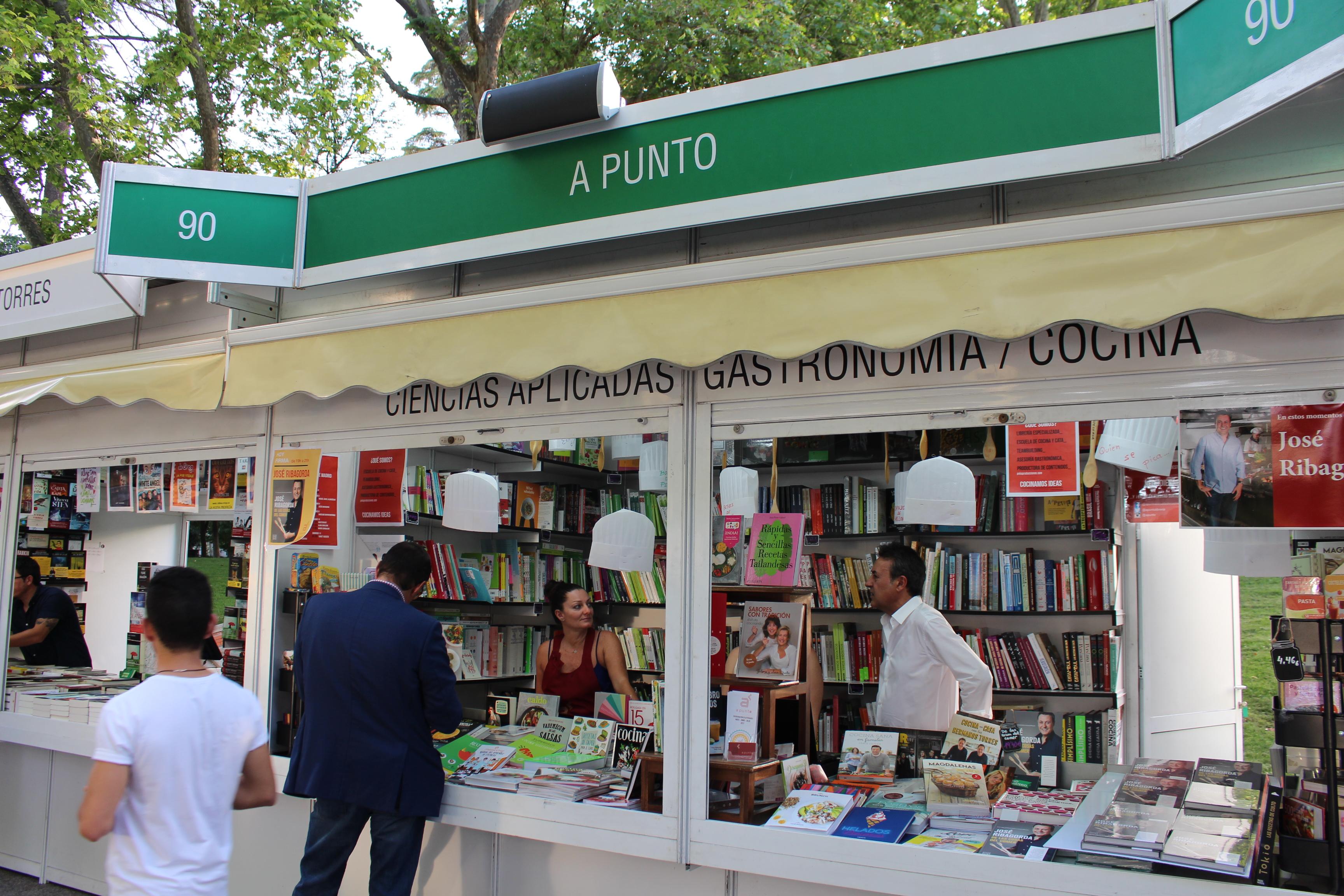 Mi experiencia en la feria del libro - Libreria aliana ...