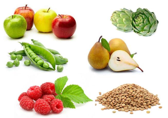 comidas que contienen mas hierro