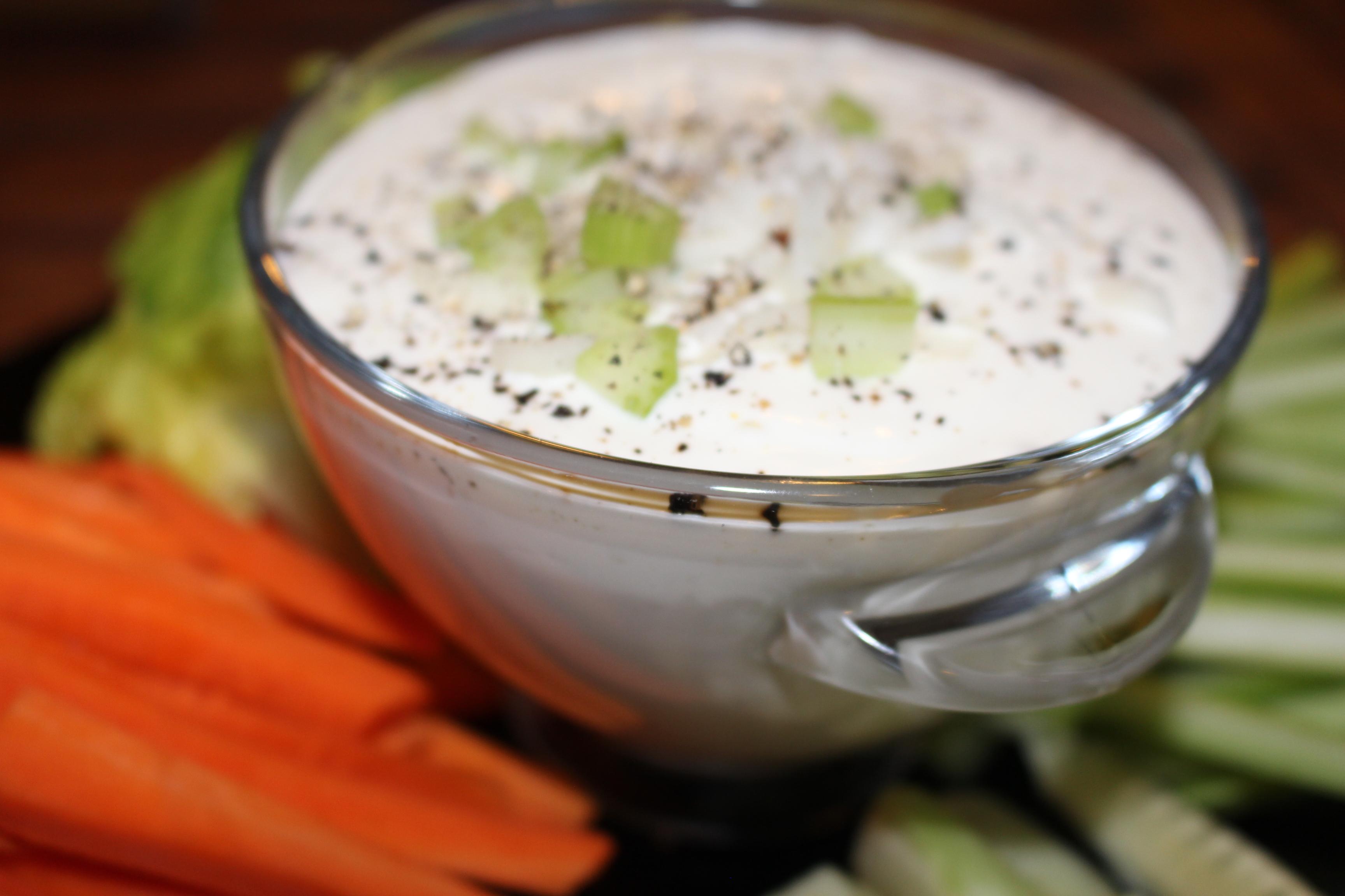 Crema de zanahoria y apio receta